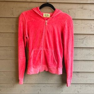 Juicy Couture Velour Track Jacket